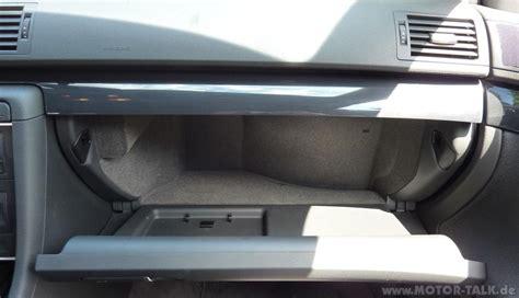 Handschuhfach Audi A4 B7 by Endergebnis Schwei 223 Naht Rechts Hinten Handschuhfach
