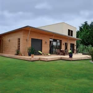 rielcy maison ossature bois bioclimatique par nature et