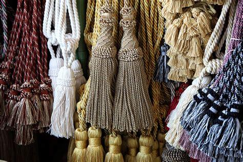 nappe per tende cordoni bracciali frange galloni nappe ornamenti