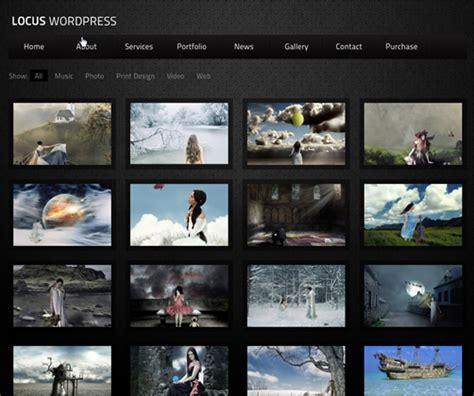 wordpress themes video gallery 50 premium wordpress image gallery portfolio themes