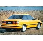 HYUNDAI Scoupe Specs  1990 1991 1992 Autoevolution