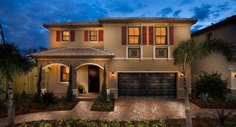 miami houses silver palms royal collection new home community miami florida lennar homes
