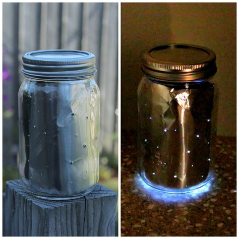jar crafts craft solar light constellation jar 183 kix cereal