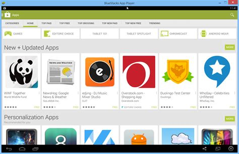 play android apps run android apps on your windows pc extremetech