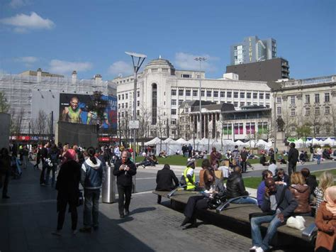 Manchester Gardens by Manchester Piccadilly Gardens E Architect