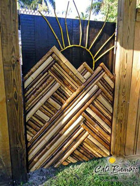 Home Decoration Craft Ideas by Top 21 Easy And Attractive Diy Projects Using Bamboo