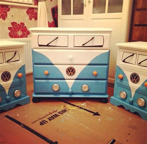 vw bedroom accessories i want to do this orange and yellow to make it look like