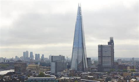 House Building House Style the shard evacuated after fire uk news express co uk