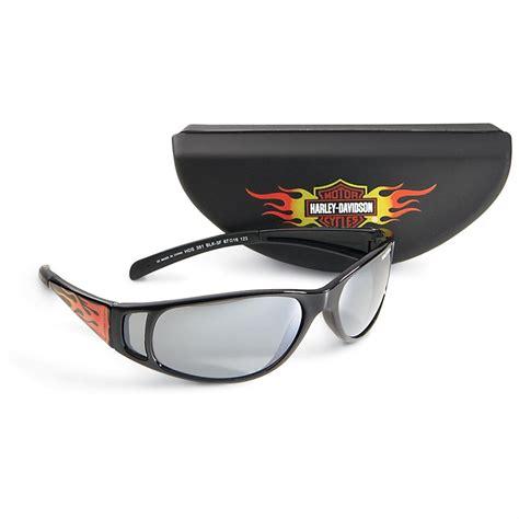 Harley Davidson Glasses by Harley Davidson 174 Glasses Black 127821