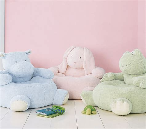 Stuffed Animal Chairs by Critter Chairs From Prottery Barn Kidsomania