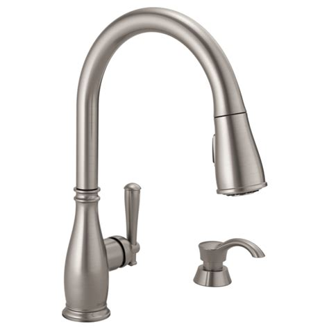 delta bellini kitchen faucet kitchen faucets fixtures and kitchen accessories delta