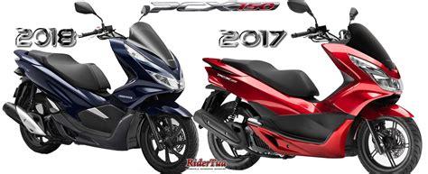 New Pcx 2018 Hybrid by Honda Pcx 2018 Lokal Atau Honda Forza Lokal Pilih Mana