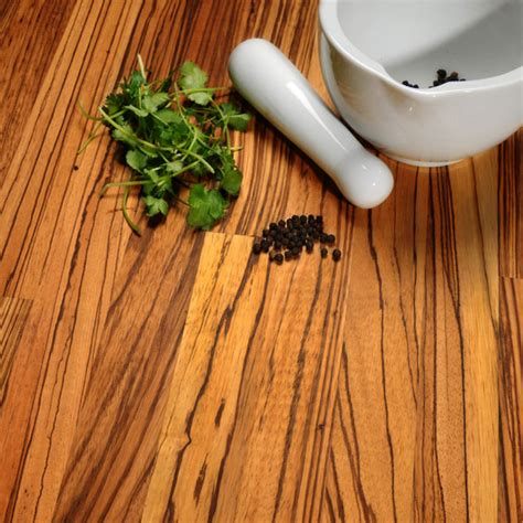zebrawood arbeitsplatte solid wood zebrano kitchen worktops worktop express