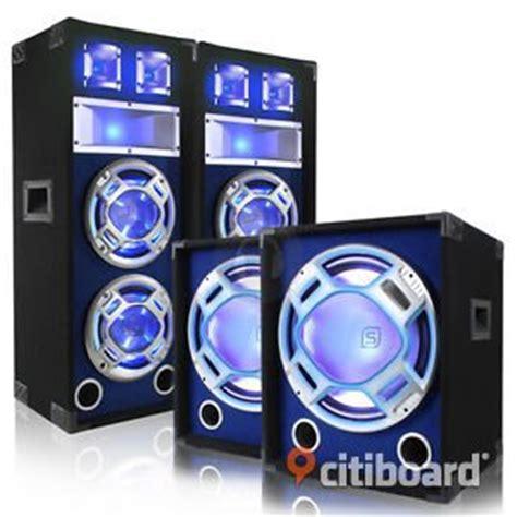 Speaker Tum 15 skytec 15 tum trev 228 gs h 246 gtalare med 9 discoljus