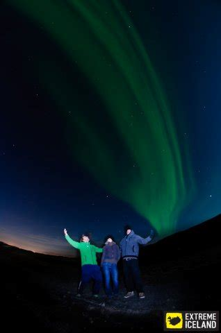 extreme iceland northern lights northern lights in iceland tour combinations