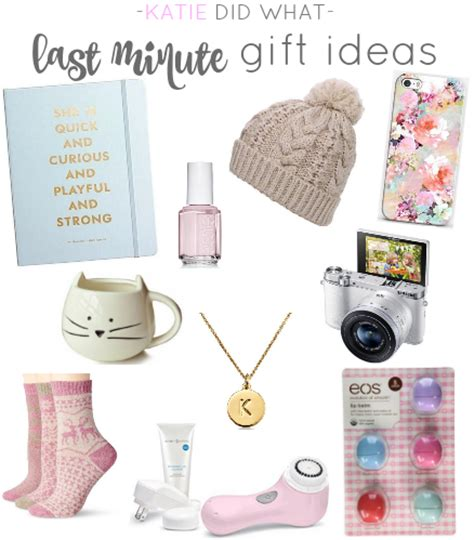 last minute gift ideas last minute gift ideas 30 giveaway did what