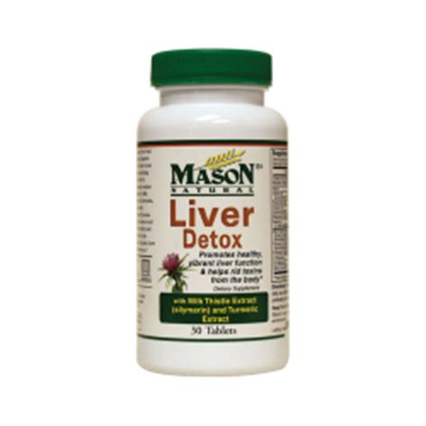 Liver Detox In Pregnancy Herbal by Liver Detox 30 Tabs Swanson Health Products