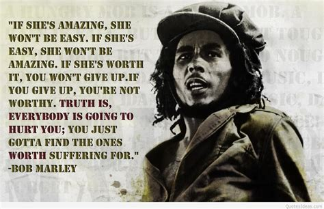 Bob Marley Easy Biography | awesome bob marley quotes photos