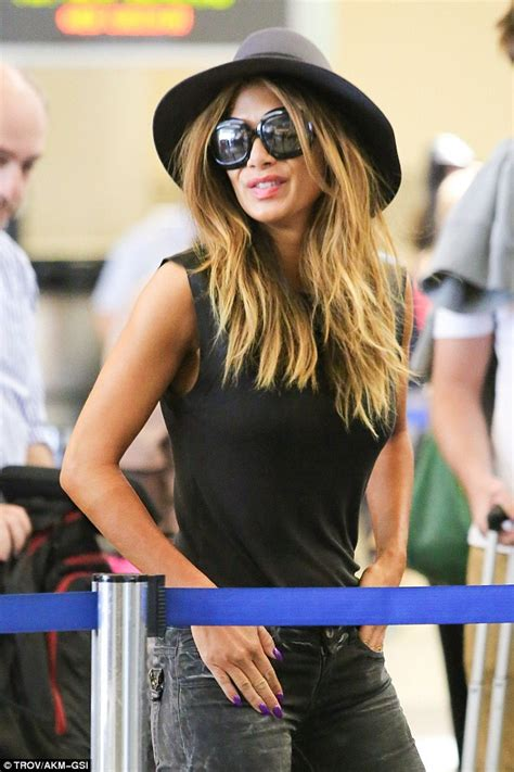 She Just Oozes Class Doesnt She by Scherzinger Oozes Appeal At The S