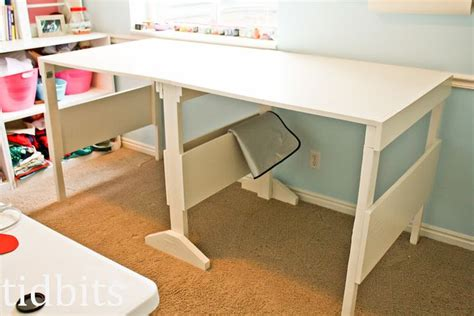 diy craft table plans folding craft table plans sewing room ideas