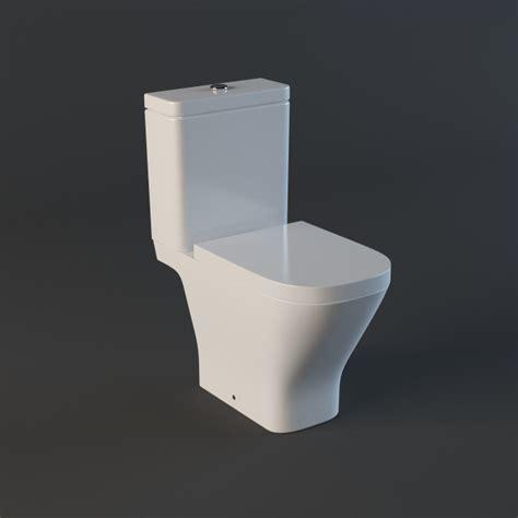 Toilet Free 3d Model
