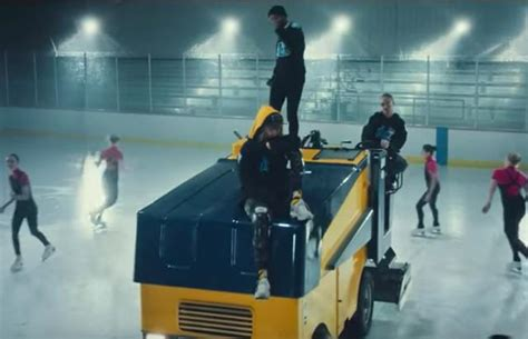tory lanez crew tory lanez rides a zamboni in quot miss you quot video