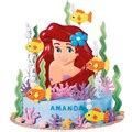 set of 3 novelty christmas cake tins wilton princess ariel novelty cake pan tin