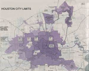 city limits map houston city limits map go search for tips