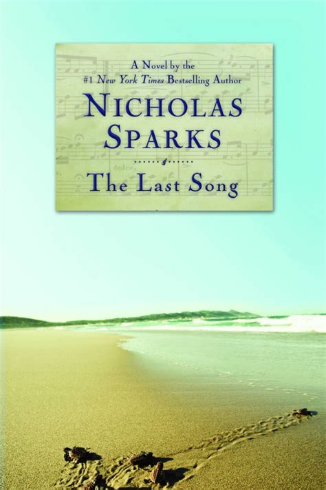 last in my books nicholas sparks books