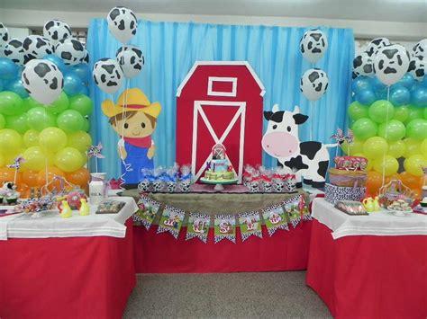 animal themed decorations la granja birthday ideas birthday ideas