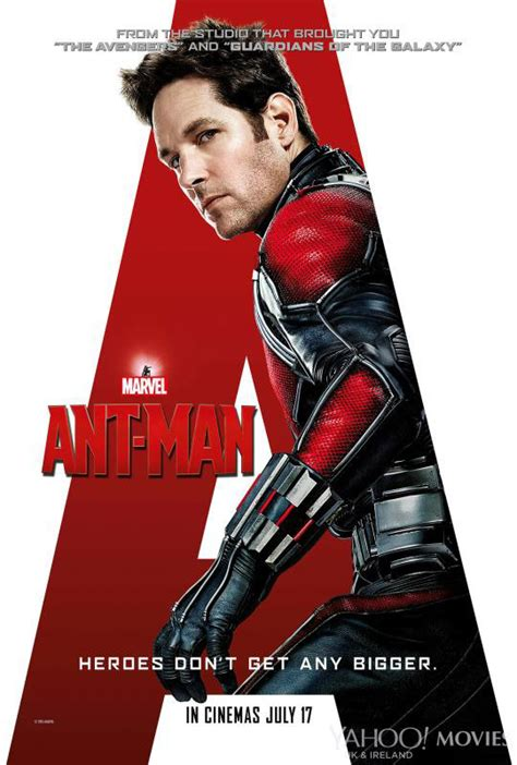 marvel film july 2015 marvel s ant man gets new posters