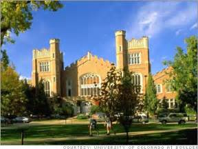 The university of colorado boulder will do just about anything to