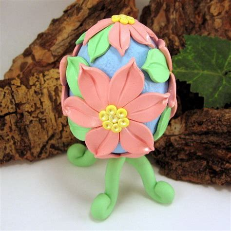 Handmade Clay Ornaments - unique handmade polymer clay ornaments family