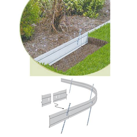 Shop Priceless Products Landscape Depot Aluminum Landscape Edging