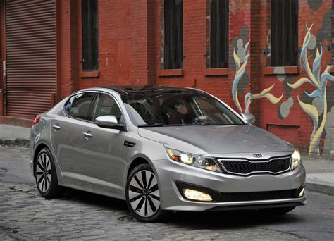 Kia Optima 2 0 Turbo Kia Optima 2 0 Gdi Turbo 1 Photo And 33 Specs