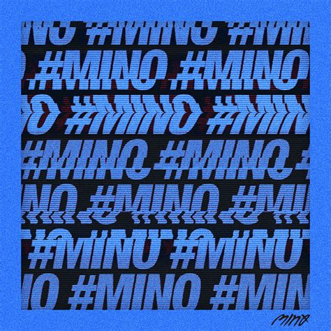The Mobb Mino Version Poster mobb mino bobby the mobb the seoul story