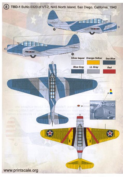 douglas tbd devastator america s world war ii torpedo bomber legends of warfare aviation books print scale decals 1 72 douglas tbd devastator u s navy