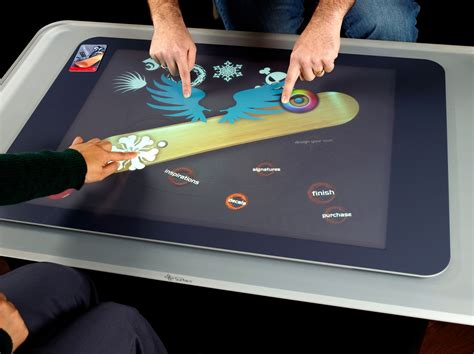 Surface Table by See Demo Of New Microsoft Surface Table Fm Magazine