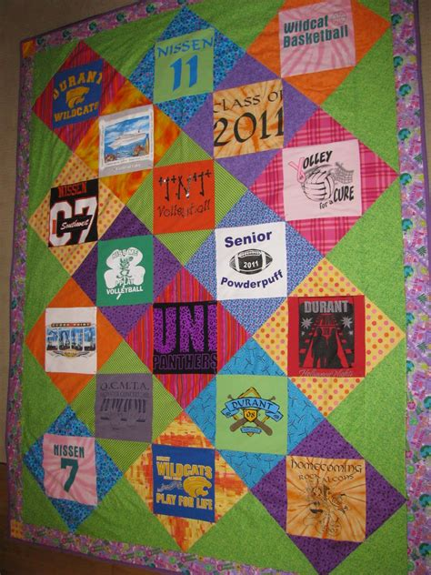 how to make t shirt quilt pattern tshirt quilts keepsakesewing graduation t shirt quilt