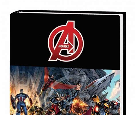libro avengers by jonathan hickman avengers by jonathan hickman hardcover comic books comics marvel com