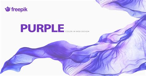 purple color templatemonster infographic purple color in web design