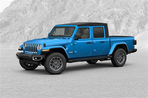 2020 jeep gladiator overland 2020 jeep overland jeep review release raiacars