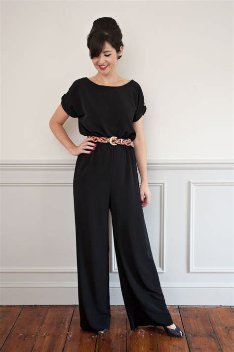 short sleeve jumpsuit 03 2015 115b sewing patterns 25 b 228 sta jumpsuit pattern id 233 erna p 229 pinterest patrones