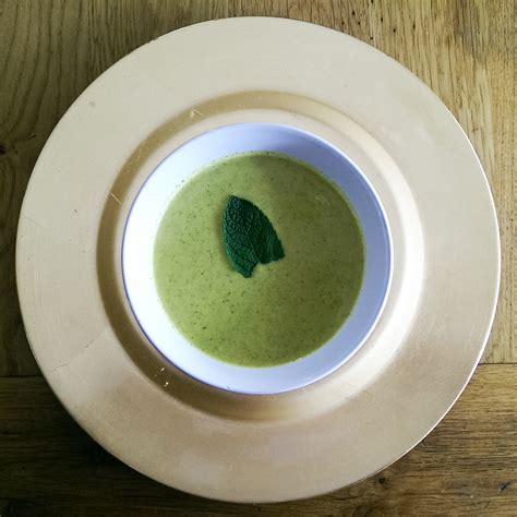 Soup Burg Retreats Approaches by Broccoli And Almond Soup Recipe 187 Kirsten