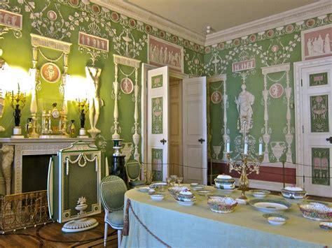 Green Dining Room Catherine Palace Catherine Palace Pushkin Day 3 Rick Steves St
