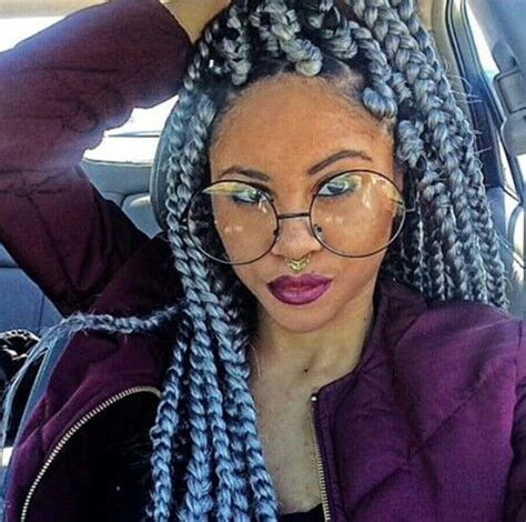 the short poetic justice braids grey poetic justice box braids sew in hairstyles