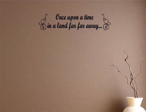 once upon a time in my far far away mind diy running once upon a time in a land far far away wall decor