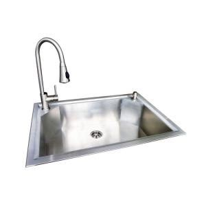 glacier bay drop in stainless steel 33 in 4 hole double glacier bay dual mount stainless steel 22 in 1 hole