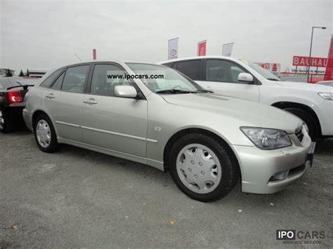 2003 lexus is300 specs 2003 lexus is 300 sport cross car photo and specs