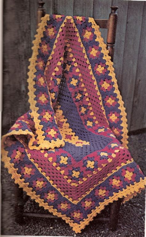 pattern of crochet crochet blanket patterns knitting gallery